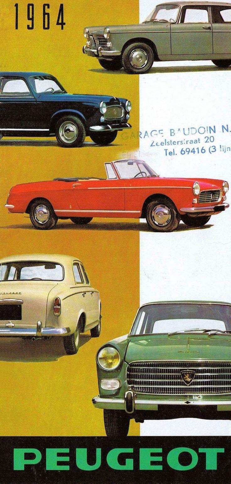 Peugeot (1964) Mehr