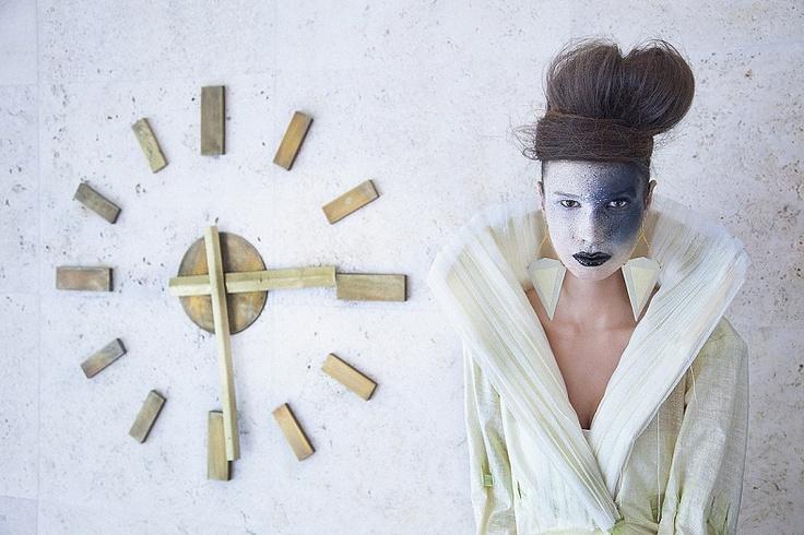 Dimension journey editorial, photo: Almási J. Csaba, styling: Gabriella Parádi, make up: Bernadett Titkos, Hair: Koczka