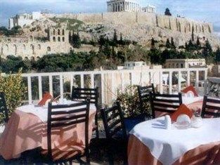 Acropolis View Hotel Athens - Balcony/Terrace