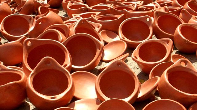 Artesanías de la Chamba Tolima