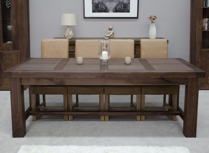 Best 25 Large Dining Tables Ideas On Pinterest  Large Dinning Best Big Dining Room Tables Inspiration
