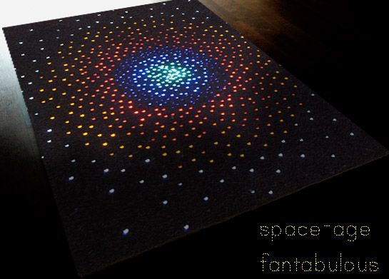 Space Rugs Home Decor
