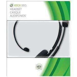 Xbox 360 Headset --- http://www.amazon.com/Xbox-360-Headset/dp/B003OAE79S/?tag=secrettipsonc-20