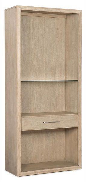 Kai 1651 10445 Ltwd Bookcase By Hooker Furniture Hooker Outlet