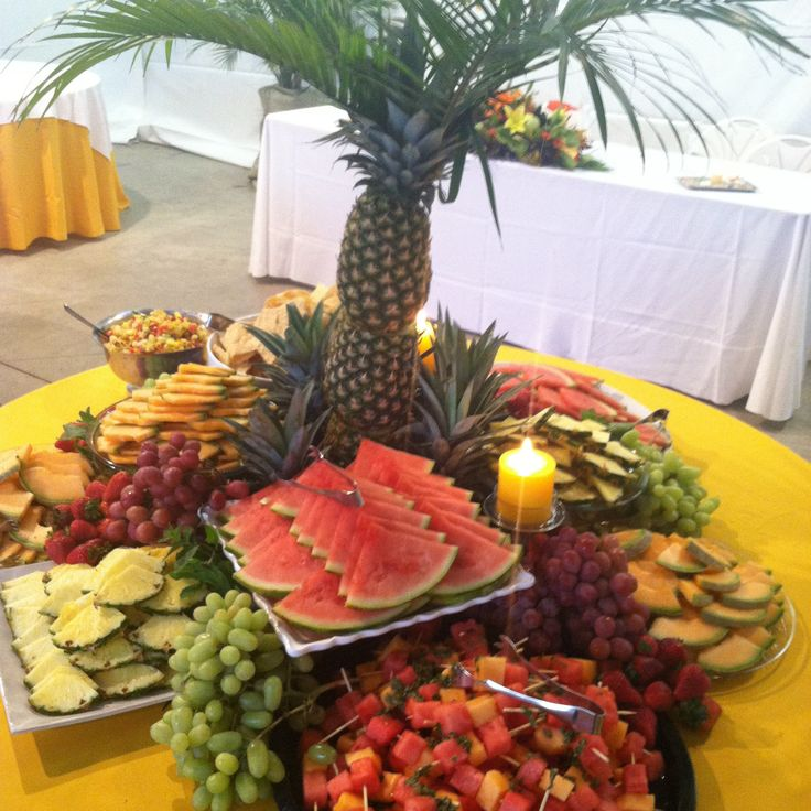 The fruit display u did for a wedding reception. Simply Gourmet Catering, Easton, MD