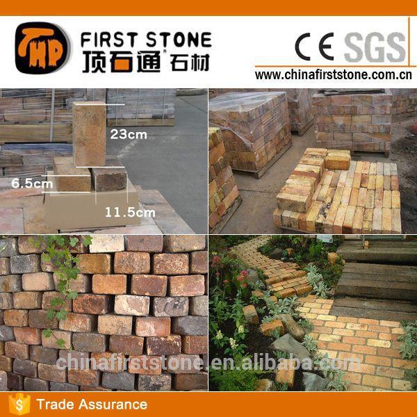 FSNH003 Garden Fire Brick Prices