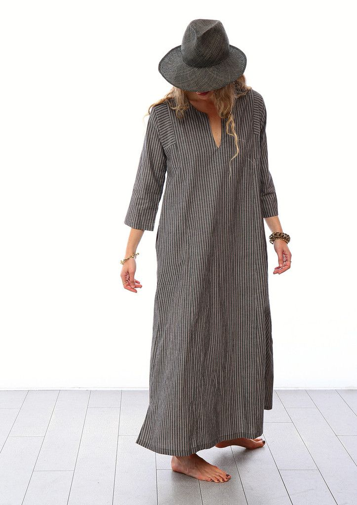 caftan dress - shirting                                                                                                                                                     More