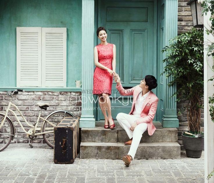 lovely  pre-wedding photo Wonkyu Studio