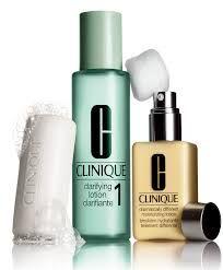 Fav makeup brand- Clinique.   MO