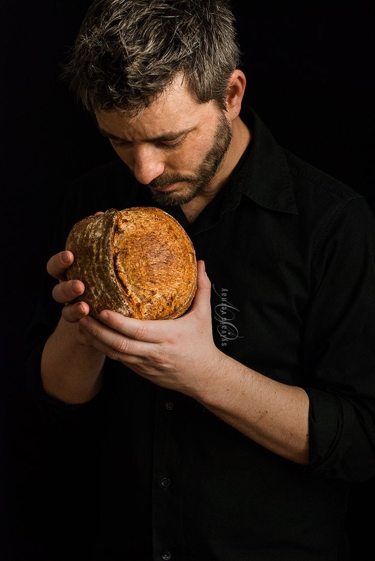 Wake up and smell the bread. By Sylvain Vernay.
