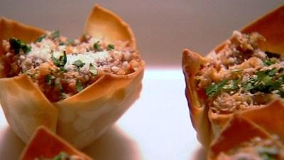 San Sebastian Crab Tarts Recipe : Anna Olson Recipes   LifeStyle FOOD