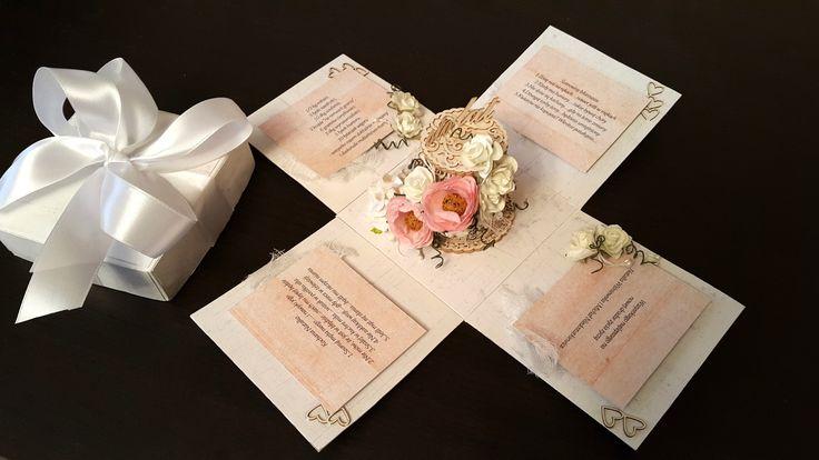 Box w dniu ślubu