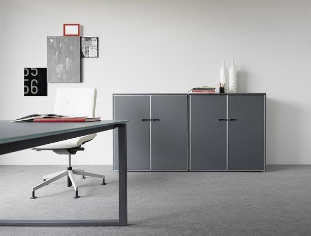Office Storage - Steel Storage