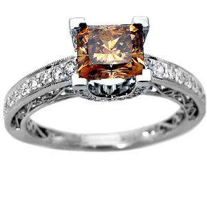 photos of chocolate diamond rings - Bing Images