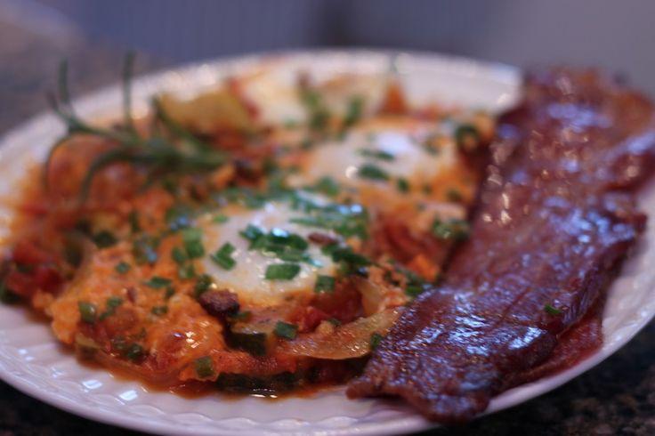 italian eggs: Everyday Paleo, Breakfast Ideas, Eggs Recipe, Eggs Breakfast, Paleo Breakfast, Paleo Italian, Italian Eggs, Breakfast Recipe, Paleo Recipe