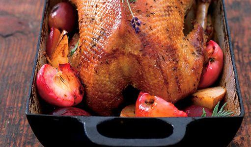 Pečená martinská husa, zdroj: www.svatomartinskevino.cz