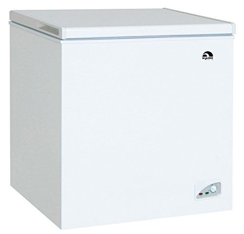 Igloo Frf472 Chest Freezer 7 1 Cubic Feet White Igloo