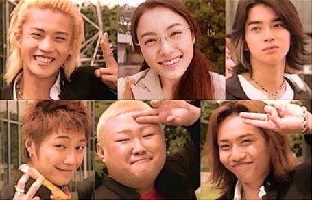 Live Action Gokusen Cast