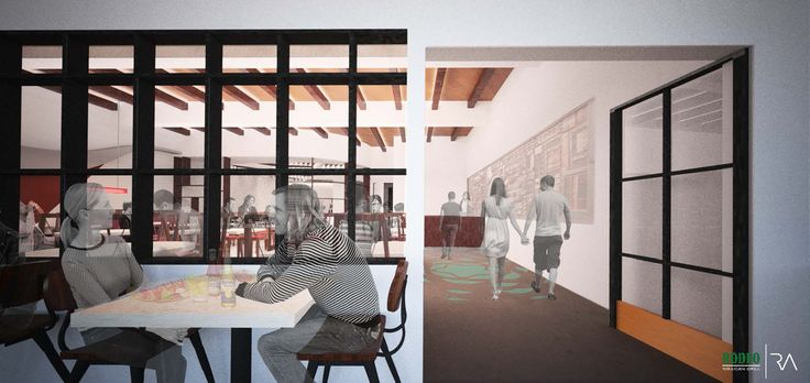Relativity Architects — RODEO MEXICAN RESTAURANT