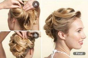 Fabelhafte, einfach zu bedienende Frisuren zum Muttertag #Tag #Einfache Arbeit #Fabelhafte #Frisuren #Motte