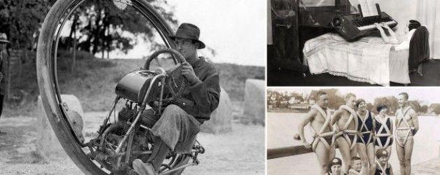 19 inventos extraños que nunca vieron la luz | La Bioguía