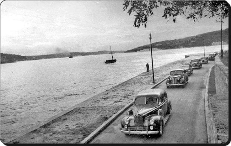 Aşiyan Sahili – 1940'lar