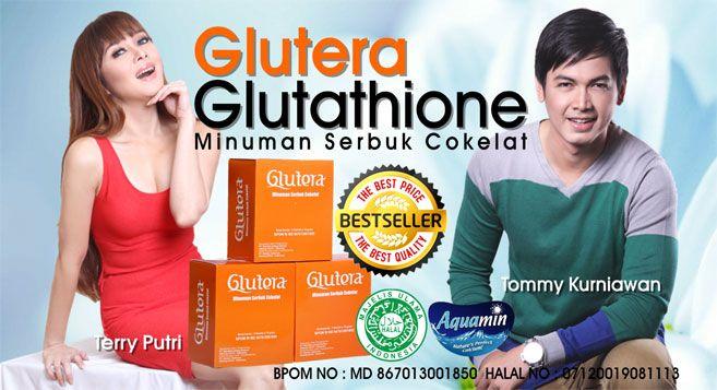 Glutera Glutathione merupakan bahan baku utama untuk produksi Glutathione (GSH) dalam sel, mempunyai fungsi dahsyat bagi tubuh manusia yang belum ada...