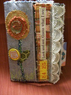 Another New Fabric Journal