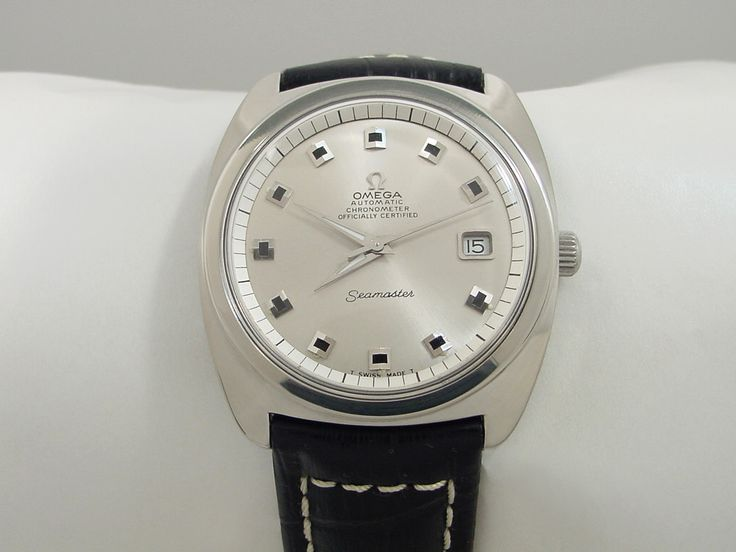 1969 OMEGA SEAMASTER CHRONOMETER WITH DATE