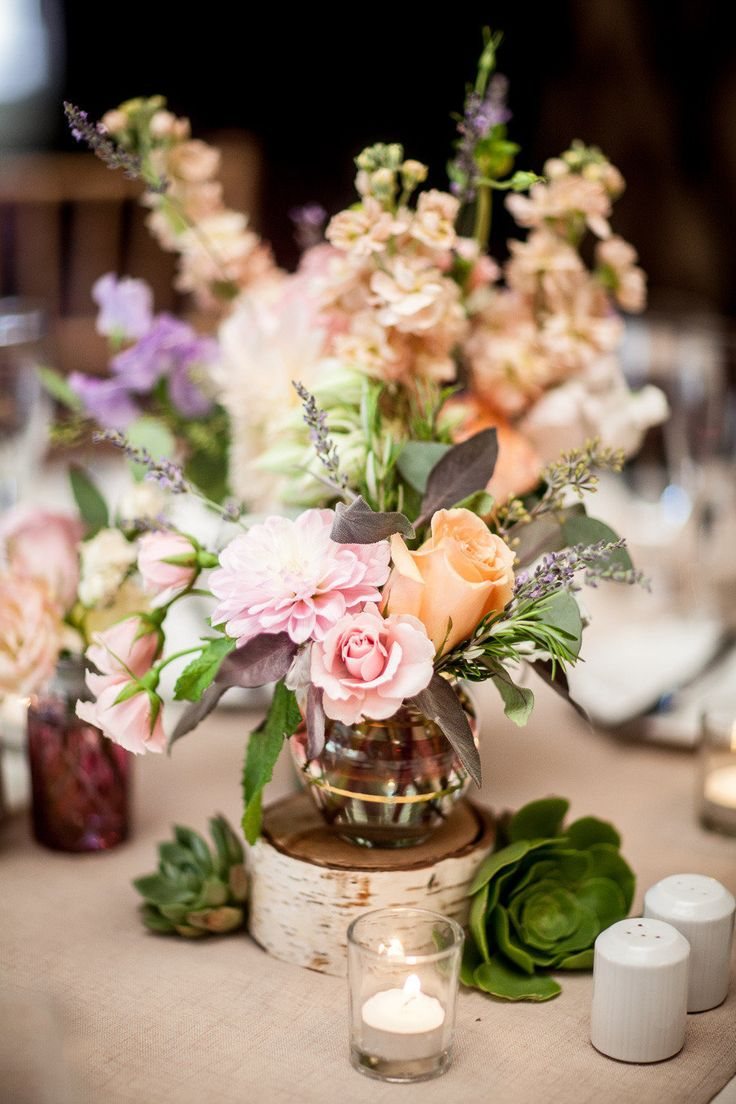 Lavender themed wedding decor   Best images about Inspiration Naturally California on Pinterest