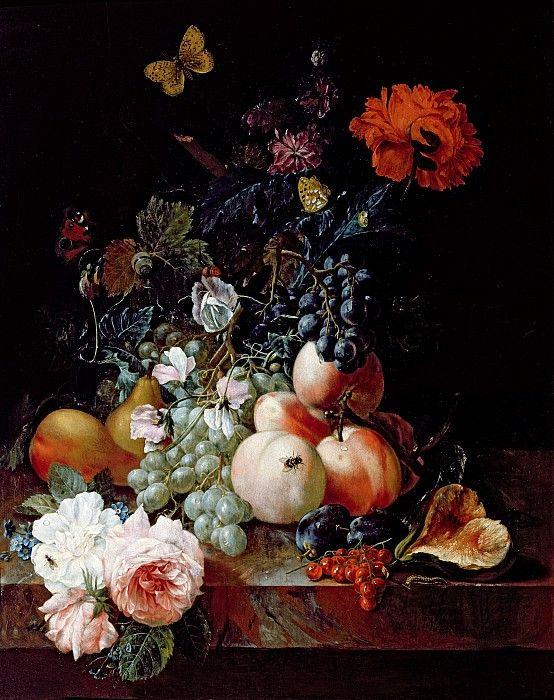 Still Life Painting  Johann Amandus Winck