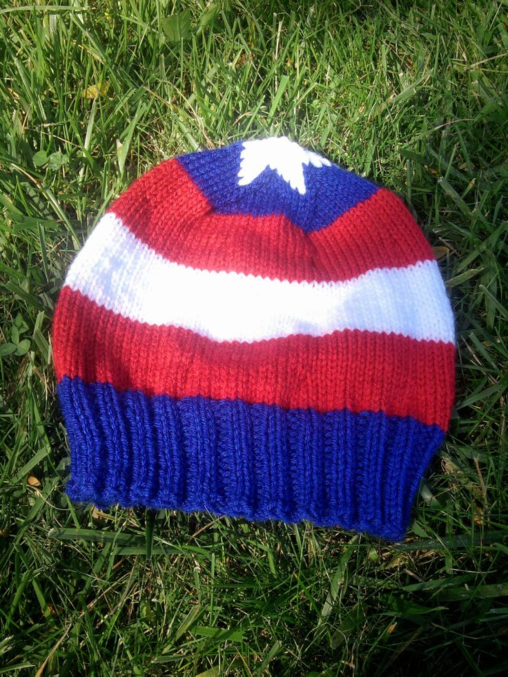 Captain America Knitting Pattern : captain america knitted hats Sunday, September 29, 2013 Craft Ideas Pin...