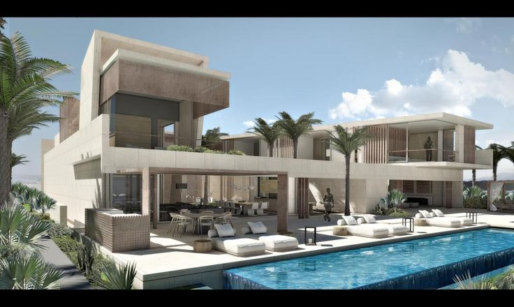 Mn villas dubai uae saota dubai pinterest trees for Modern house uae