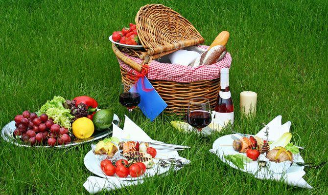 Лучшие блюда для пикника, пошаговые рецепты с фото шашлыка, салатов и закусок от Passion.ru.