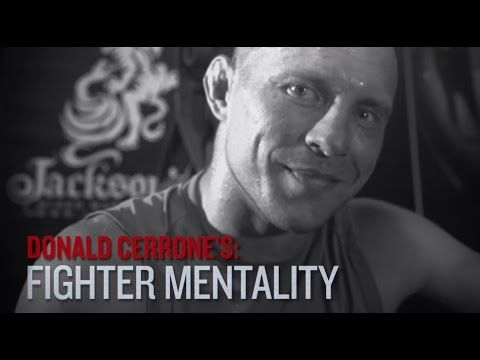 UFC (Ultimate Fighting Championship): UFC 187: Donald Cerrone's Fighter Mentality