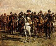 "New artwork for sale! - "" Meissonier Jean Louis Ernest Napoleon And His Staff by Jean Louis Ernest Meissonier "" - http://ift.tt/2p2rPZO"