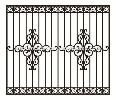 Best 25 window grill ideas on pinterest window grill - Verjas de hierro ...