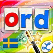 Ordens magi - Ljuda ihop bokstäver till ord