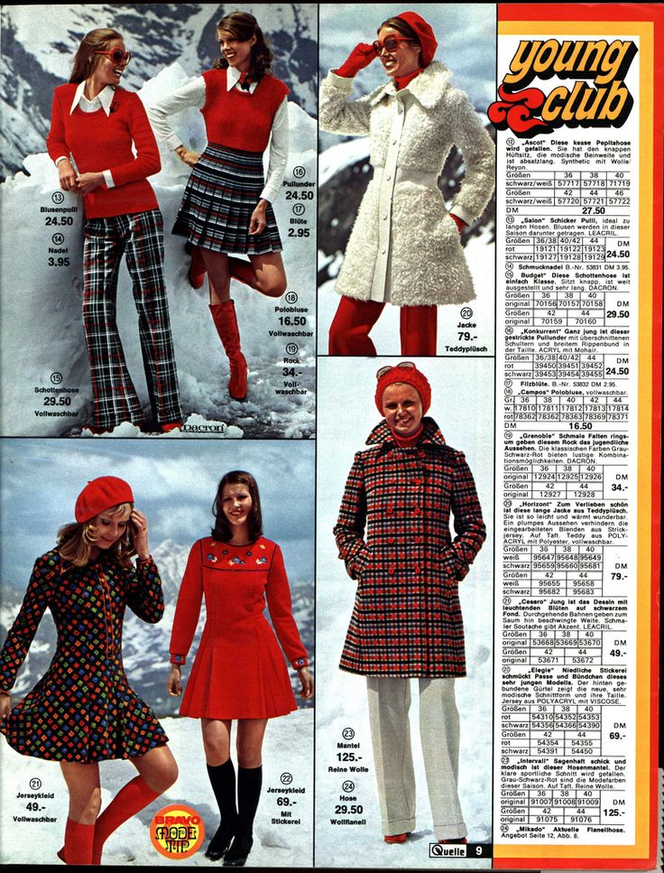 All sizes | 1972 Quelle 9 Junge Mode | Flickr - Photo Sharing!