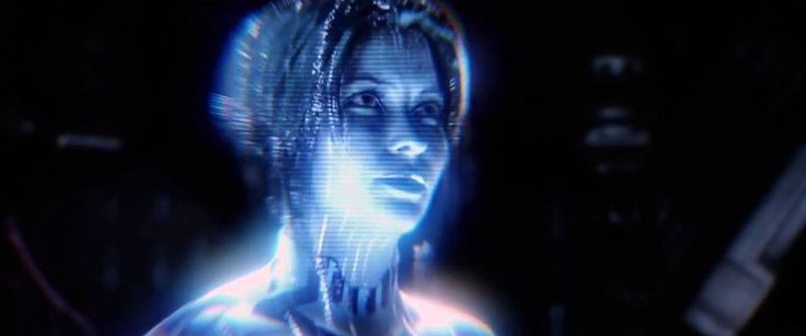 Cortana- HALO 2 Anniversary //Now THIS was a proper Cortana!