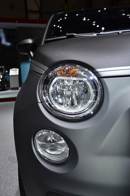 Fiat @ 83rd Geneva International Motor Show - Fiat 500 GQ