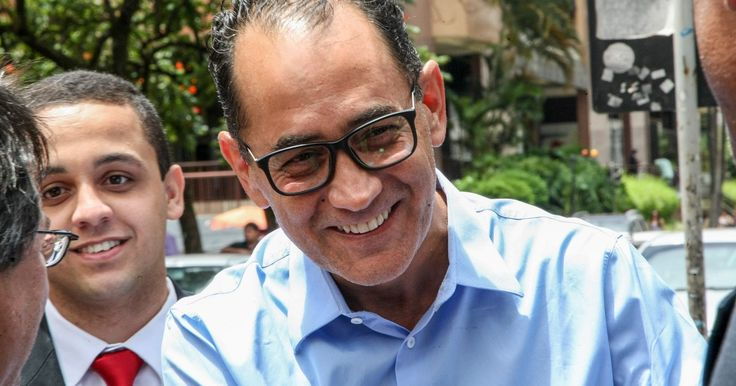 João Paulo Cunha assina termo e é liberado para regime aberto