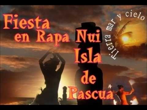 Fiesta en Rapa Nui o te pito o te henua