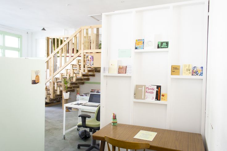 Paper Mountain is a Perth based artist run initiative with a gallery, co-working space (The Common Room) and artist studios, located in the heart of Northbridge, WA.  From $45/wk...  #CreativeSpaces