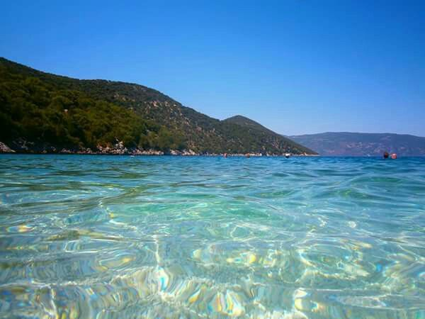 #DinaApartments #Kefalonia #Razata #Ionianislands #greece #AntisamosBeach Antisamos Beach Kefalonia Greece