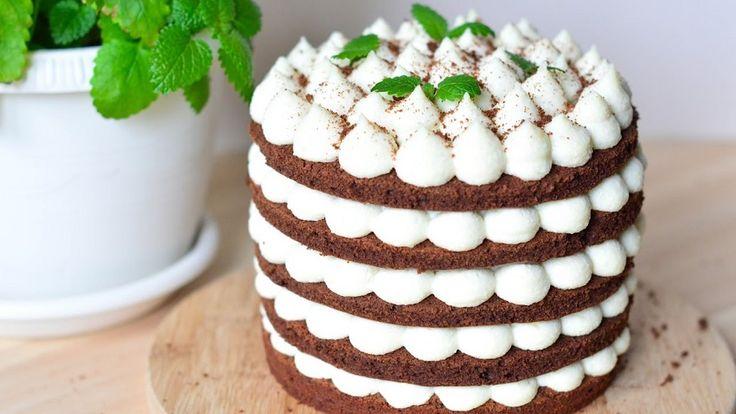 """Шоколадный торт """"Вупи пай"""""""