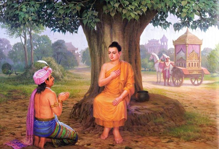 Life of the Buddha in Pictures