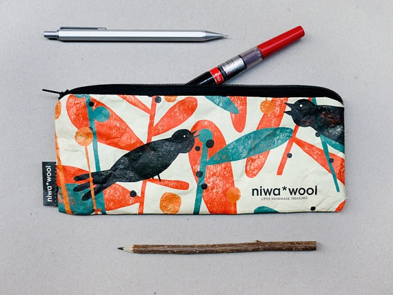50 best tyvek images on pinterest cloaks clothing apparel and diy pencil case illustrated by malota made by tyvek by niwawool malvernweather Images