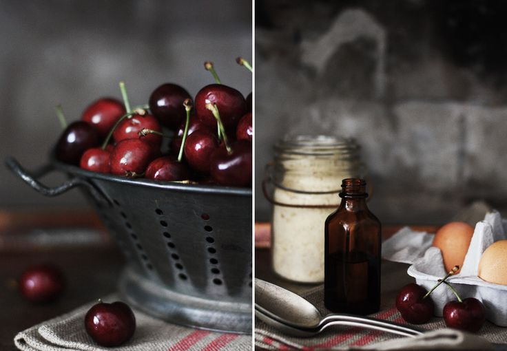 My grandfather was a fruit farmer, and nothing can match his cherries warm from the orchard in summer.