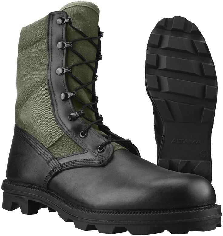 New Jungle Boots coming soon from Altama!